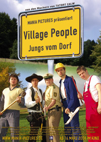 Poster VILLAGE PEOPLE